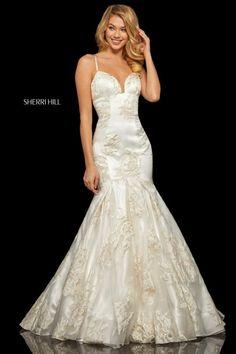 Sherri Hill 52951 Mermaid Dress