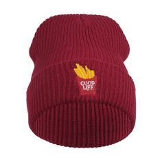 French Fries Good... http://www.jakkoutthebxx.com/products/2016-winter-hats-harajuku-cute-fries-embroidery-casual-men-women-gorro-warm-elastic-hip-hop-hat-female-beanies-cap6a81-wine-red?utm_campaign=social_autopilot&utm_source=pin&utm_medium=pin #fashionmodel  #model #fashiontrends #whatstrending  #ontrend #styleblog  #fashionmagazine #shopping