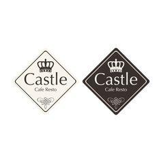 By me (Castle's Logo)