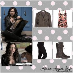 "Allison Argent Style » Season 1 Episode 6 ""Heart Monitor"""