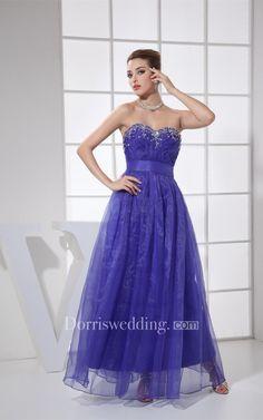 #Valentines #AdoreWe #Dorris Wedding - #Dorris Wedding Sweetheart A-Line Criss-Cross Beading and Dress With Pleats - AdoreWe.com
