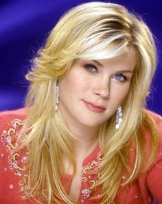 Alison Sweeney (Sammy Brady)  -  NBC soap Days of Our Lives   -  & host of prime time show, Biggest Loxer