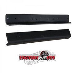 Polaris RZR 900 / XP 1000 THREE EIGHTS UHMW ROCK SLIDERS - UTV Gear HQ