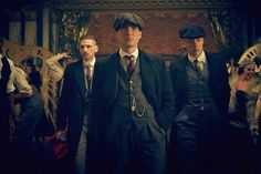 "That style. | For Everyone Who Heavy Breathes At The Thought Of Tommy Shelby From ""Peaky Blinders"""