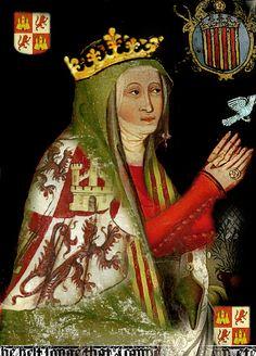 Eleanor Plantagenet, Queen of Castile. Asian History, European History, British History, Women In History, American History, King Of Jerusalem, Norwegian Vikings, Family Origin, Tudor Dynasty