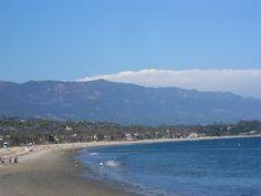 Santa Barbara (最後の晩餐 Arigato Sushi) 110Mile ドライブ - 気まぐれアメリカ48州陸路の旅