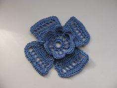 Ажурный цветок. Ирландское кружево.Irish lace , delicate flower