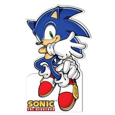 Sonic the Hedgehog Standup, Multicolor