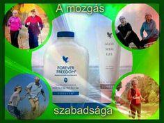 Forever Freedom, Forever Aloe, Forever Living Products, Aloe Vera
