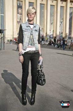 Kate Lanphear's boyish look http://www.reviewtyperu.com/2012/06/boyish-look.html#