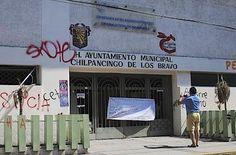 Pérdida total en el Ayuntamiento de Chilpancingo