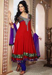 Salwar Kameez, Designer Salwar Kameez and Salwar Suits Shopping at Utsav Fashion
