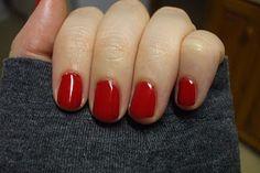 Gelish - Red Roses