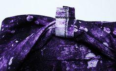 Kuvallinen ohje: Muhkea headwrap ⋆ Jujuna Head Wraps, Amethyst, Texture, Rock, Crystals, Surface Finish, Turbans, Skirt, Amethysts