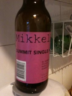 Summit single hop, Mikkeller, ipa, Denmark