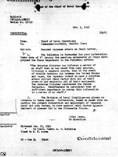 Feb 1, 1941 Naval History