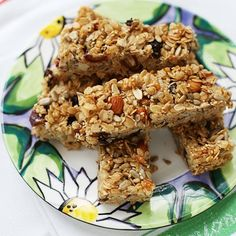 Ultimate cereal bars