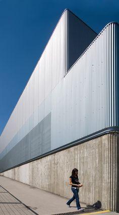 Po2 Arquitectos, Miguel de Guzmán · Colegio Bernadette