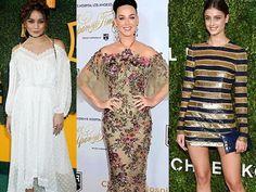 海外セレブニュース&ファッションスナップ: 今週イベントに登場したセレブ達のドレススタイルをまとめてチェック!