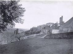 """Castiglion Fiorentino """"Panorama Nord"""" 10 ottobre 1923"""