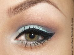 Melody of Beauty: Turquoise - makeup tutorial