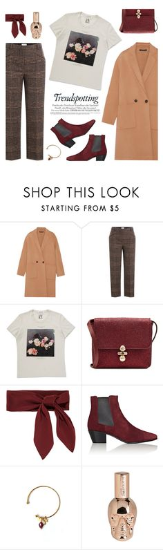 """""""sign of the times"""" by valentino-lover ❤ liked on Polyvore featuring Theory, Sonia Rykiel, Vanessa Bruno, Chloé, Yves Saint Laurent and Melissa"""