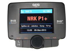 Tiny Audio C3 DAB adapter til bil