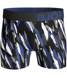 1 Pair of Bjorn Borg Lightweight Boxer Shorts ~ Animal