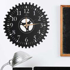 Deccort | Line Metal Duvar Saati Lime, Clock, Wall, Home Decor, Watch, Homemade Home Decor, Clocks, Interior Design, Home Interiors