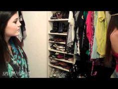Tour Kendall Jenner's Closet!