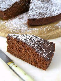 Bizcocho de chocolate al microondas | Cuuking! Recetas de cocina