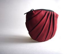 Red Coin Purse. My birthday is next month!