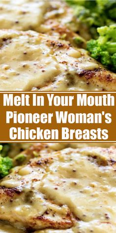Pioneer Woman's Best Chicken Breasts Pioneer Woman's Best Chicken Breasts The Pioneer Womàn's Best Chicken Dinner Recipes, By He. Turkey Recipes, Meat Recipes, Healthy Dinner Recipes, Cooking Recipes, Recipies, Easy Main Dish Recipes, Bison Recipes, Supper Recipes, Food Dishes