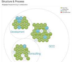 Holacracy: Ein Ansatz für Klarheit und effektive Zusammenarbeit in Teams und Organisationen | Structure & Process: Organisational Development
