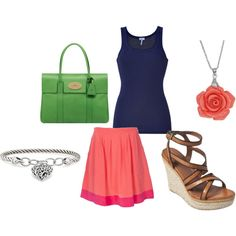 Spring 2012 Outfit