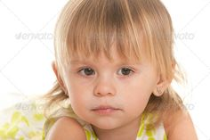 Realistic Graphic DOWNLOAD (.ai, .psd) :: http://jquery-css.de/pinterest-itmid-1006731243i.html ... Sad little girl ...  adorable, alone, casual, caucasian, child, childhood, closeup, cute, girl, isolated, kid, little, one, pensive, people, portrait, positivity, pretty, sad, single, small, thought, thoughtful, toddler, white, young  ... Realistic Photo Graphic Print Obejct Business Web Elements Illustration Design Templates ... DOWNLOAD…
