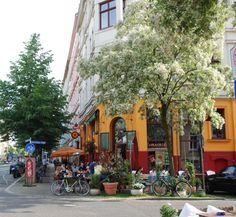Cafe Puschkin, Karl Liebknecht Str.