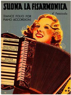 DANCE FOLIO PIANO AKKORDEON NR.4 - WALTER PÖRSCHMANN - SONGBOOK C.A. BIXIO