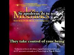 Les Misérables - Soñé una vida/I dreamed a dream Spanish w/subs