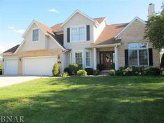 For sale $262,500. 1007 Sterling Glen, Normal, IL 61761
