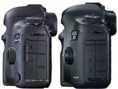 Canon 5D Mk IV vs 5D Mk III Canon 5d Mark Iv, Photography Camera, New Details, Canon Eos, Image, Fotografia
