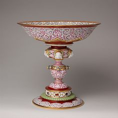 1837 French Sèvres Standing cup at the Metropolitan Museum of Art, New York