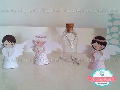 Lindos Anjinhos ideal para decoração de batizado, Natal...