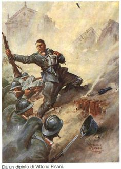 Eroi Battlefield 5, Italian Army, History, Memes, Painting, Historia, Meme, Painting Art, Paintings