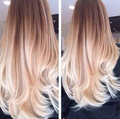 So many ideas for the next visit to the hairdressers!