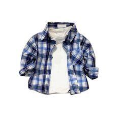 Boys Plaid Button Down Shirt  #christmasfashion #christmasgift #christmasshopping #Shopearly #kidsfashion