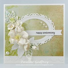 Happy Anniversary by lotsofstamps - Cards and Paper Crafts at Splitcoaststampers