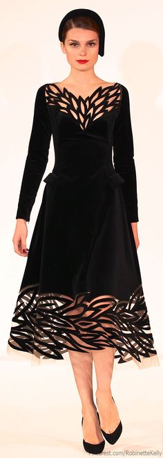Yulia Yanina Couture   F/W 2013