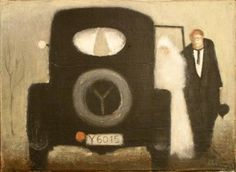 ALBERT BERTELSEN (born November 17, 1921) is a Danish autodidact artist. He was born in Vejle. Bertelsen is primarily known for his landscape paintings and graphic works in green colours. His work often features the Faroe Islands, but France, Iceland and Norway have also provided him with inspiration.
