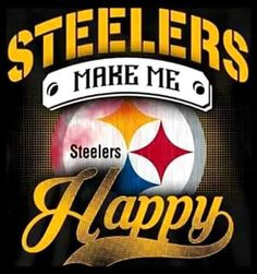 🖤💛 - Steelers Make Me Happy 😊 Steelers Images, Pitsburgh Steelers, Here We Go Steelers, Steelers Stuff, Pittsburgh Steelers Wallpaper, Pittsburgh Steelers Football, Football Baby, Sport Football, Sports Teams